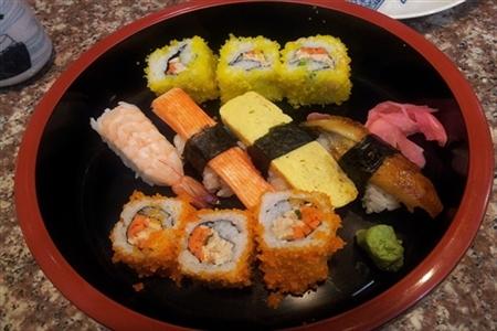 妊娠 中 お 寿司